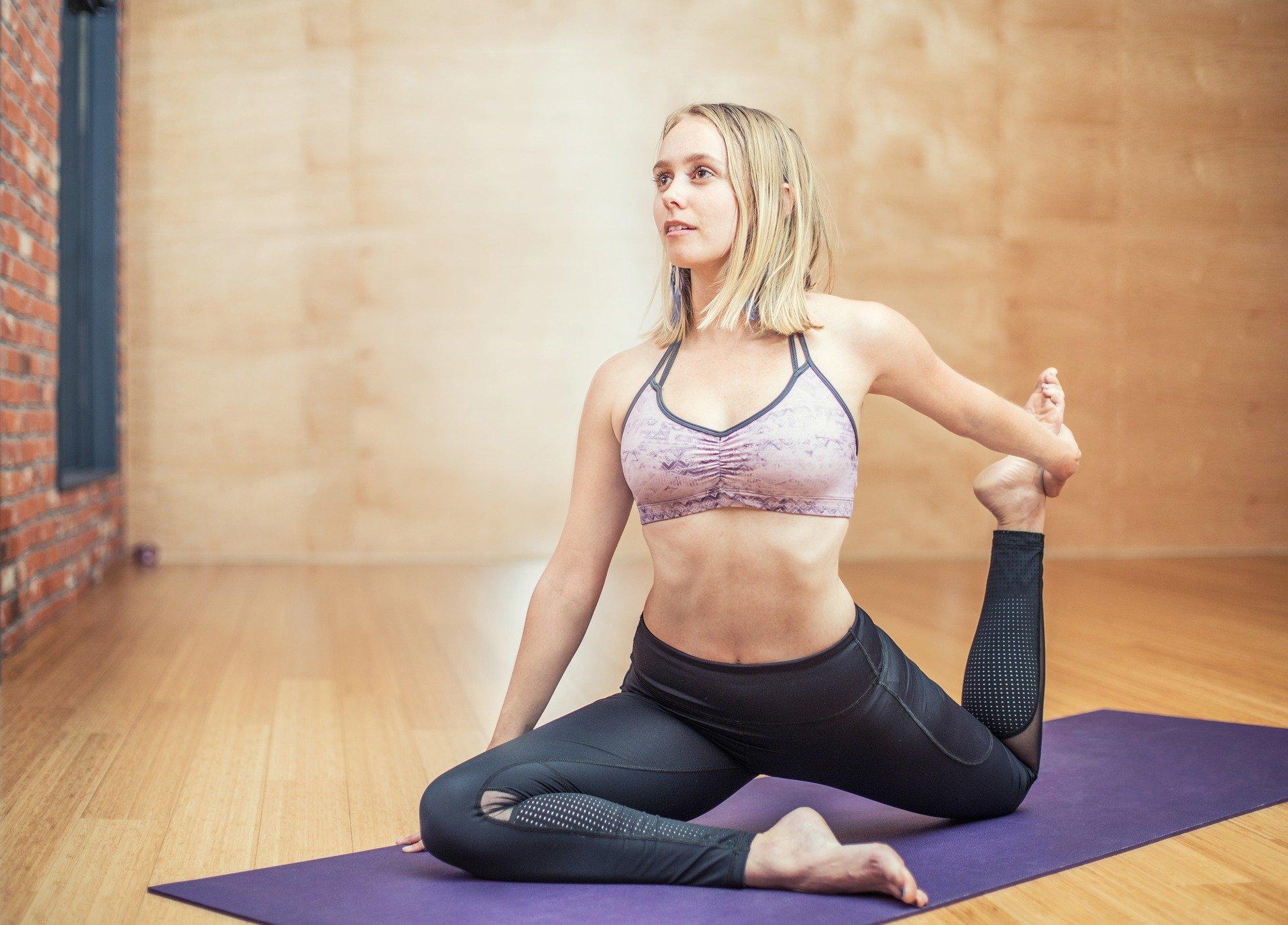 Yoga, unión entre cuerpo, mente y alma